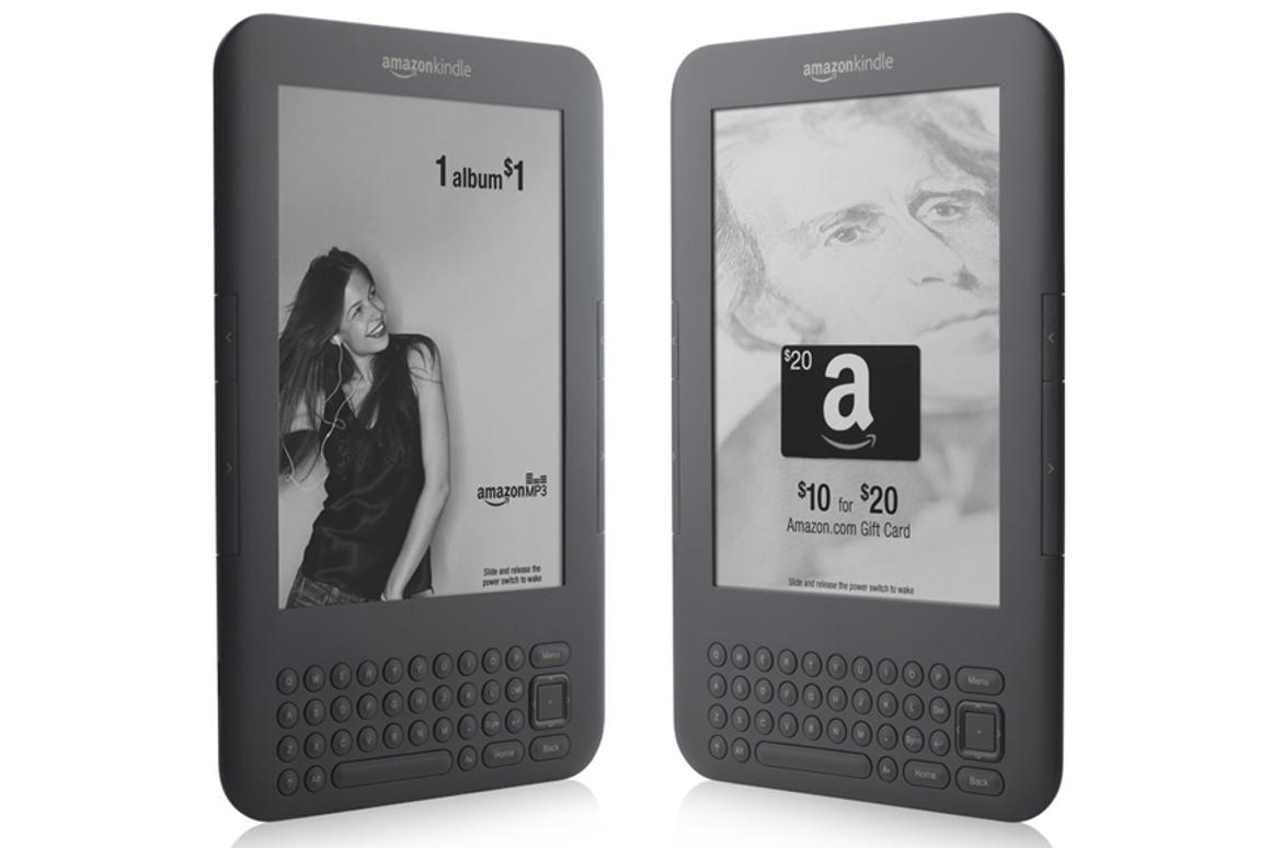 Amazon introduces cut-price, ad-supported Kindle with