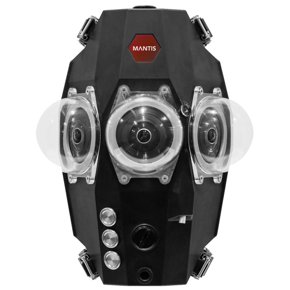 The Mantis Sub is priced at $9,999