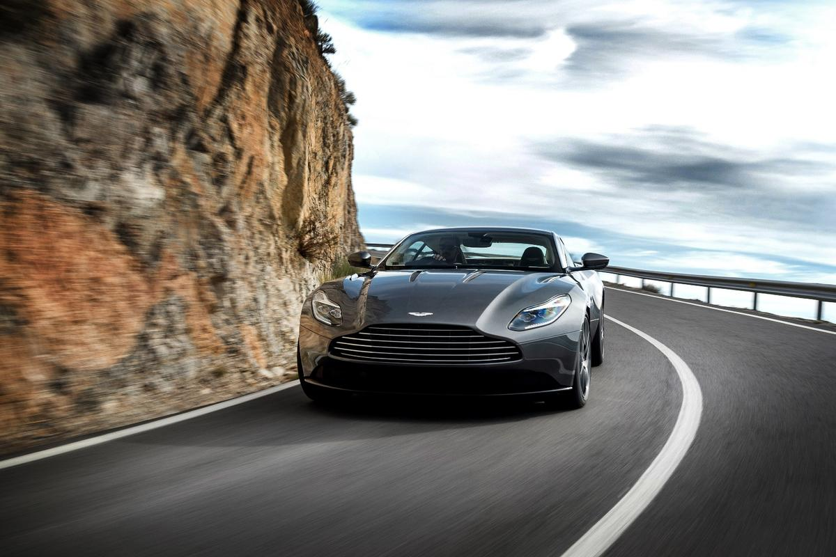 The new DB11 is a crucial car for Aston Martin, and sends the brand in a new direction for the future