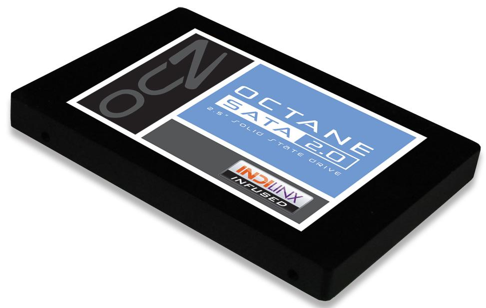 The SATA 2.0 Octane SSD from Octane