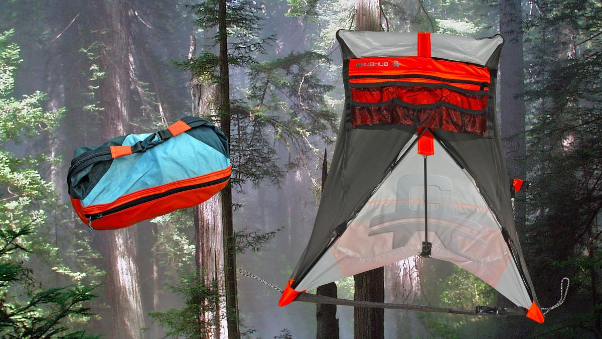 The Cirque packs your cooking gear neatly, then protects your stove at camp