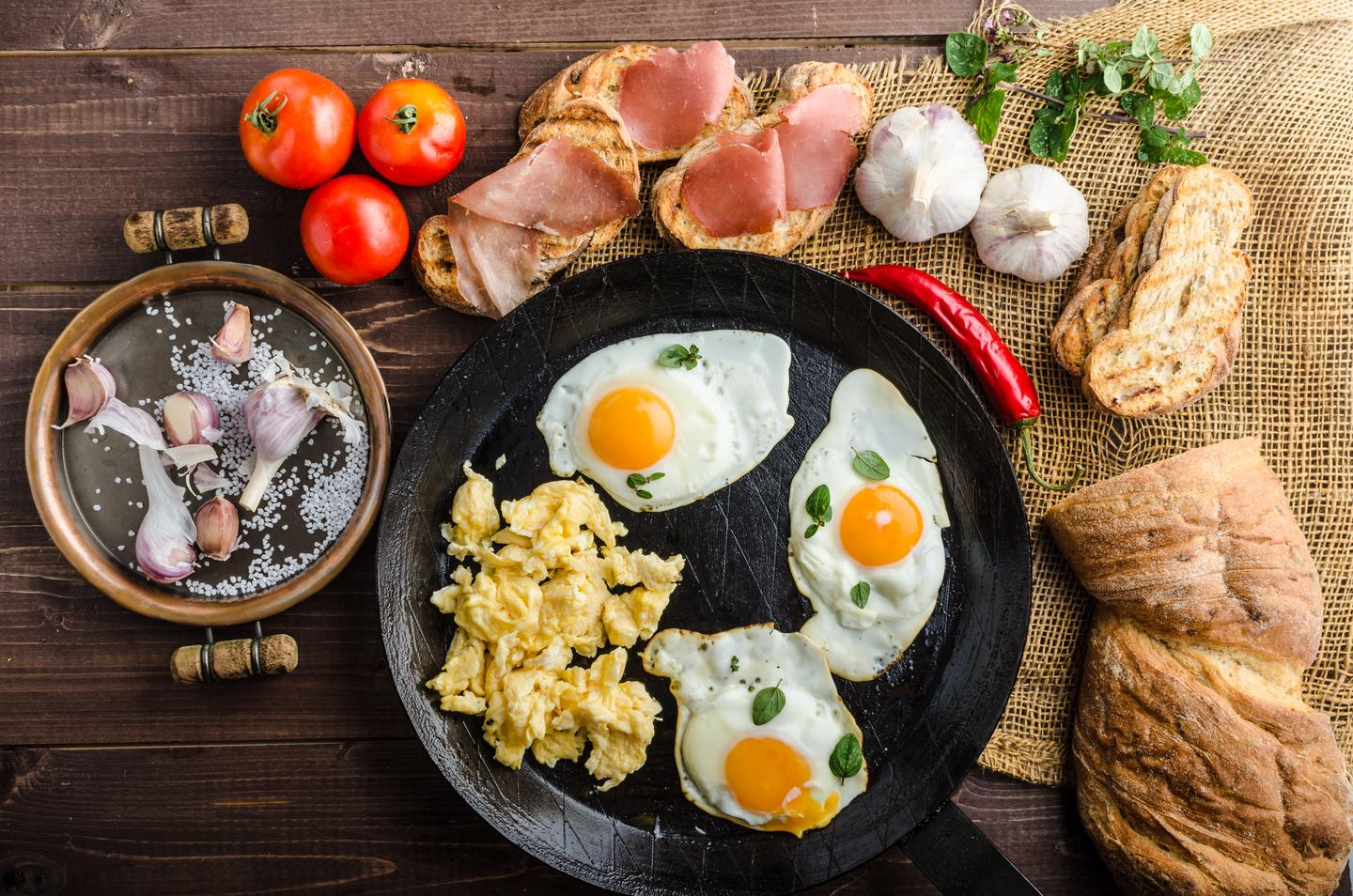 New research indicates that for optimal muscle growth protein should be primarily consumed early in the day