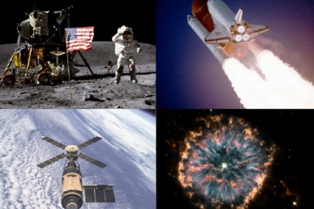 NASA celebrates 50 yearsImage Credit: NASA