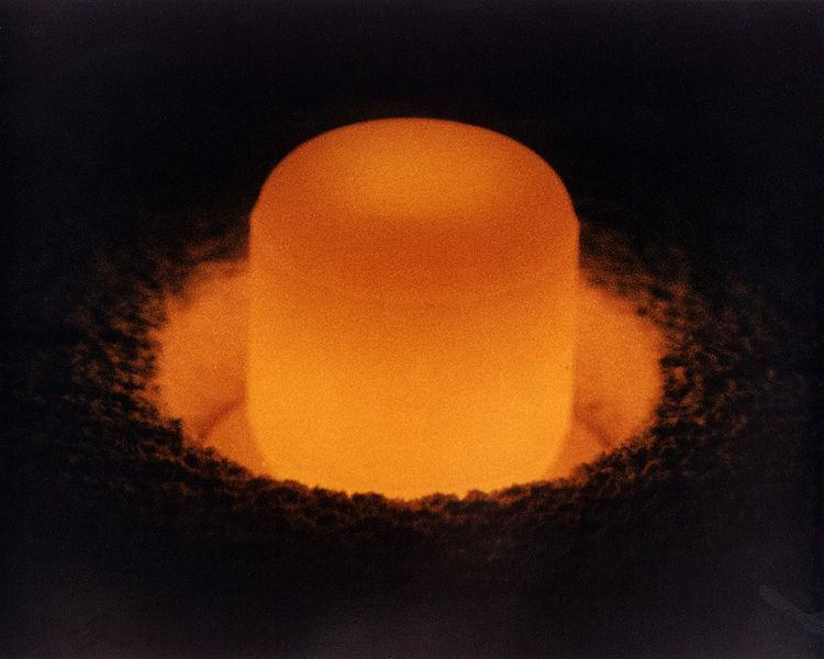 Pellets of PU-238 are used to power deep-space probes