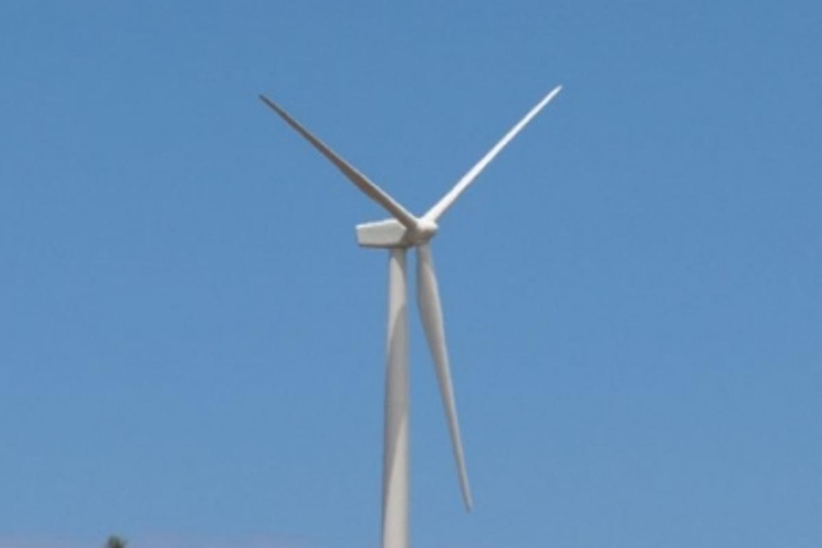 Baryonyx will use both on and offshore wind farms as its main source of power