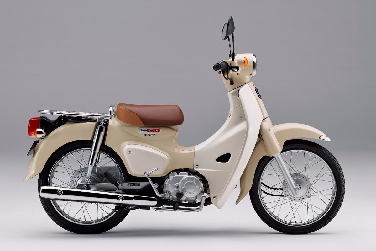 Honda will introduce a concept Super Cub 110, celebrating 100 million Cub units produced over 60 years