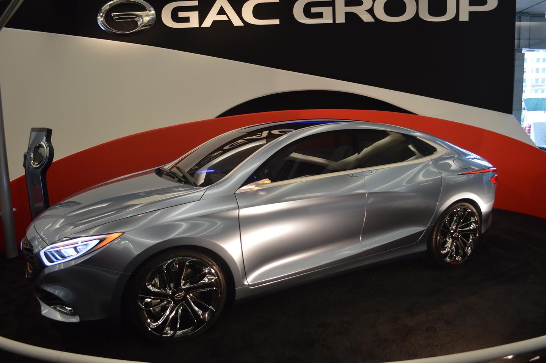 2014 GAC E-JET Concept