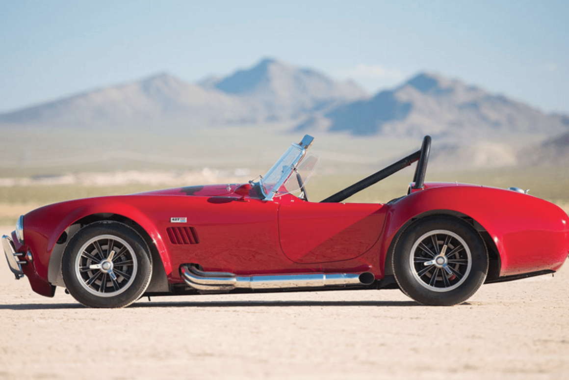 The fastest cars in history: 1946 to now