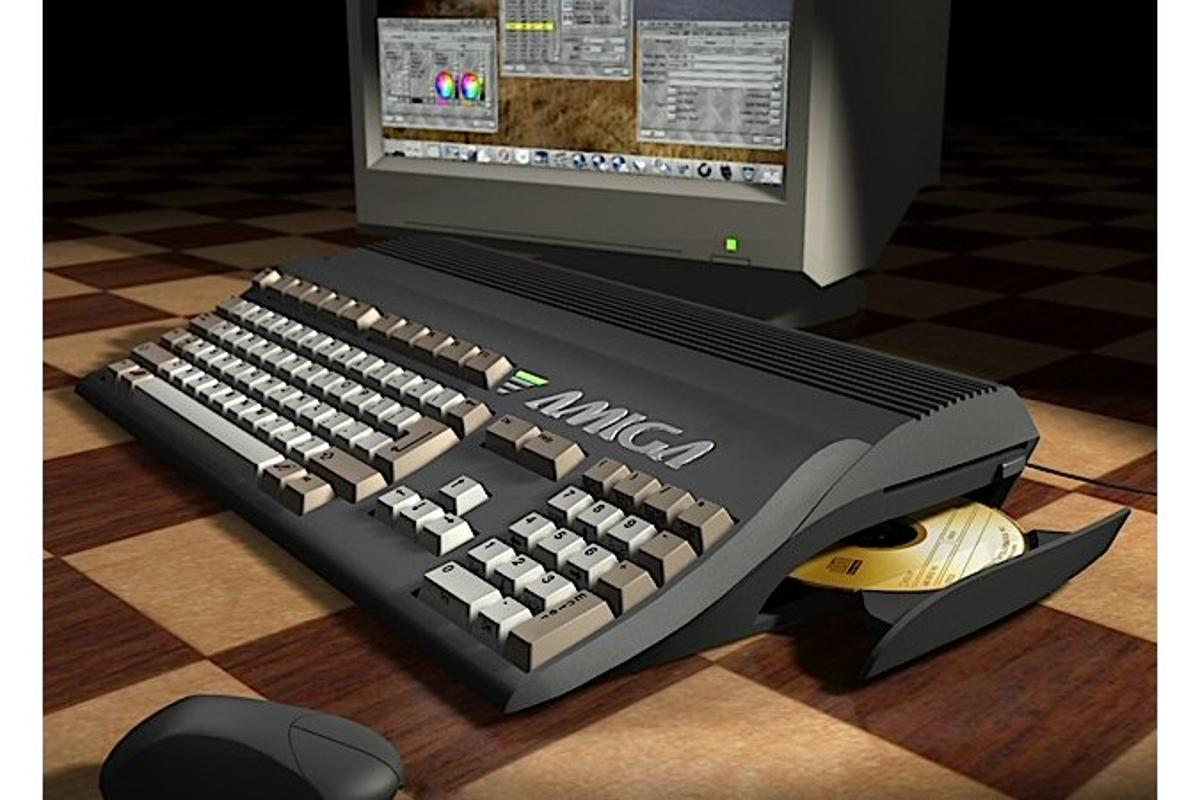 Commodore USA has revealed its plans to release an Amiga-branded all-in-one keyboard computer