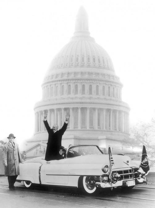 1953 - President EisenhowerImage: Cadillac/GM