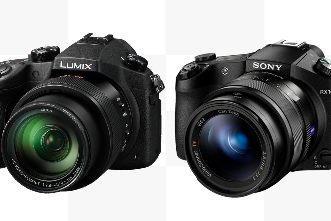 Gizmag compares the Panasonic FZ1000 and the Sony RX10