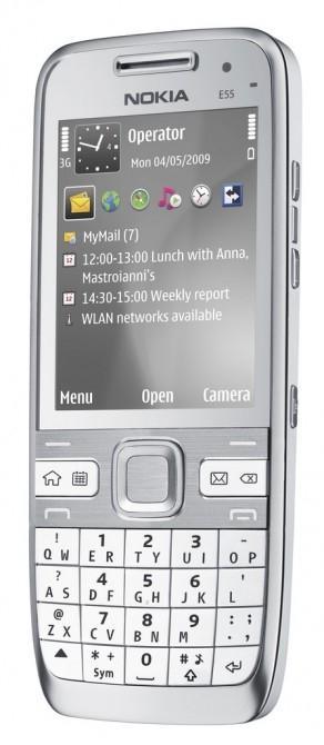 The Nokia E55