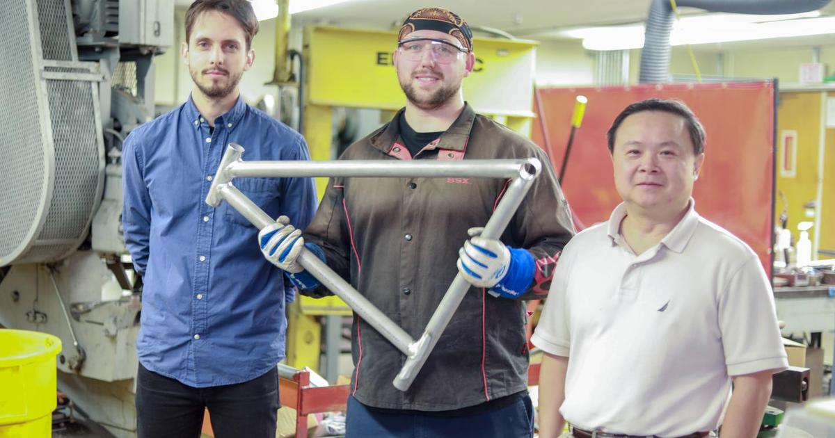 New welding process opens up uses for formerly un-weldable lightweight alloy