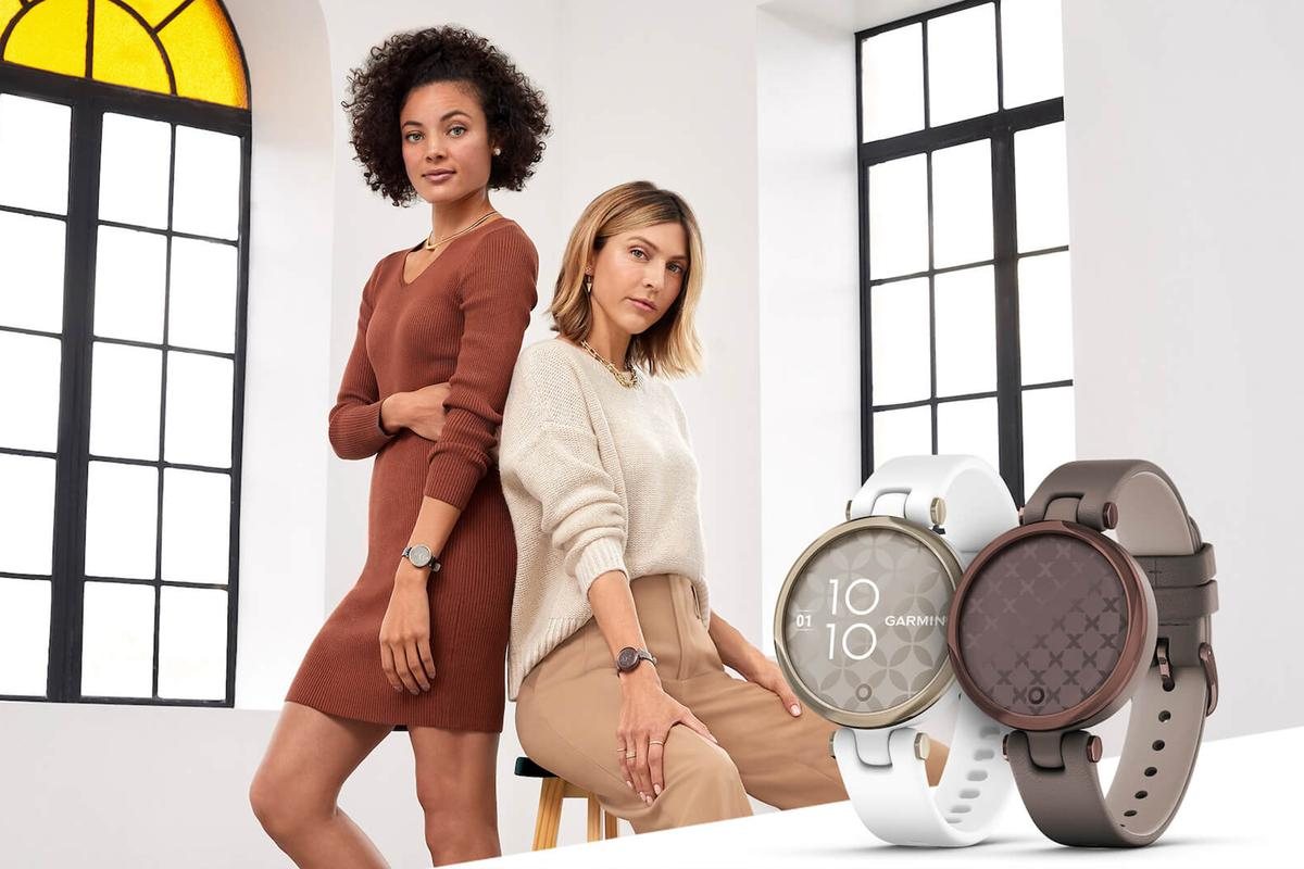 The new Lily smartwatch comes in two models