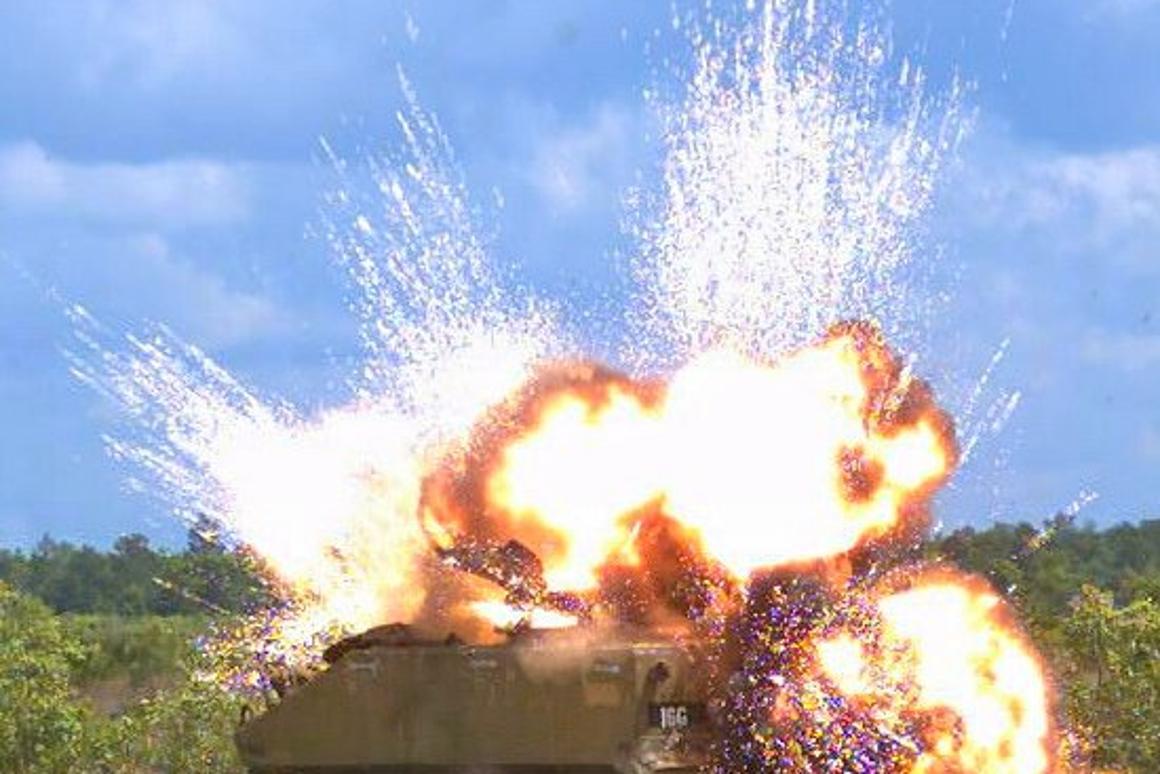 Image result for hellfire missile explosion