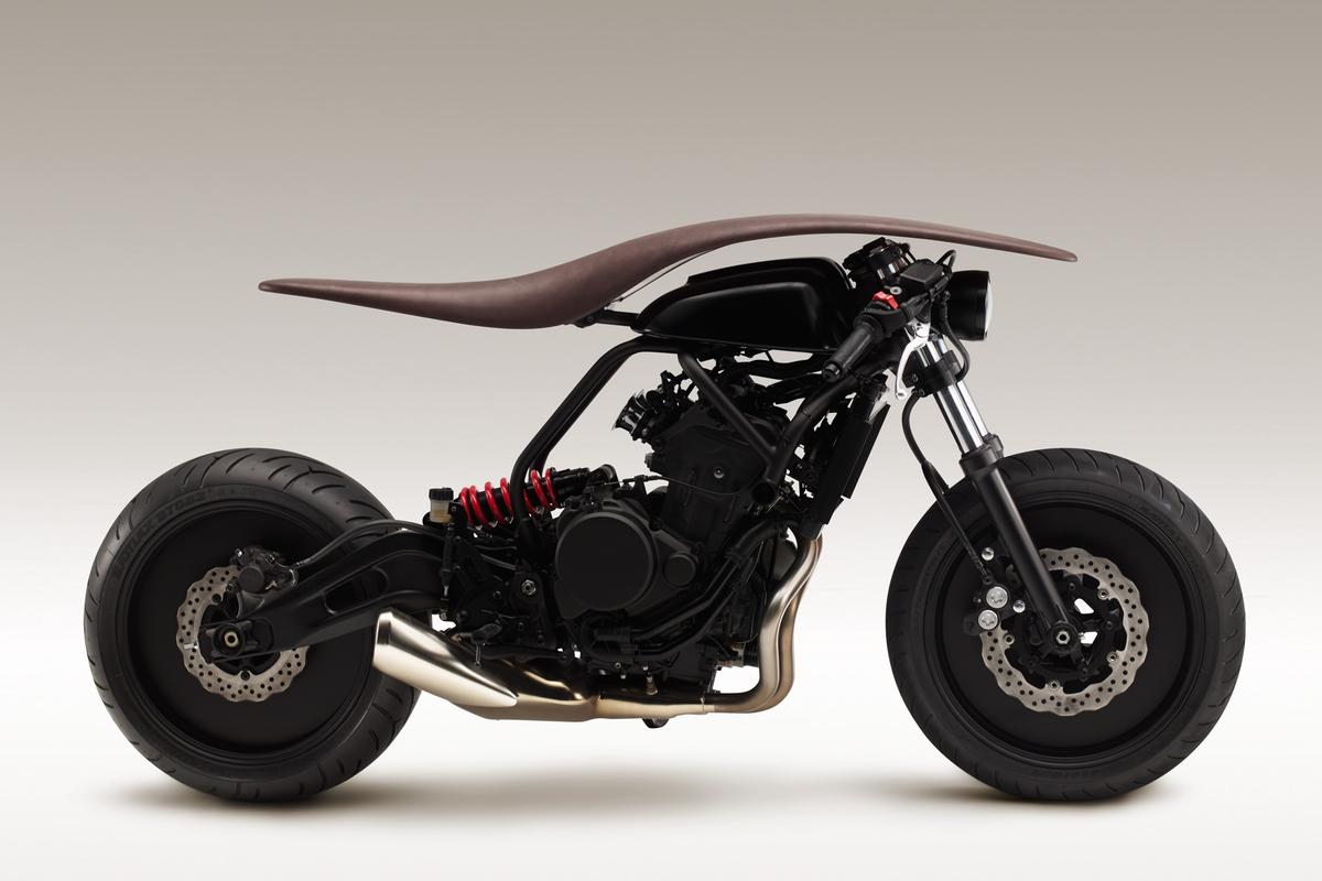 Yamaha's Root motorcycle concept