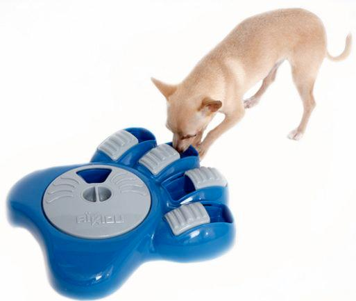 Aikiuo interactive bowl for dogs