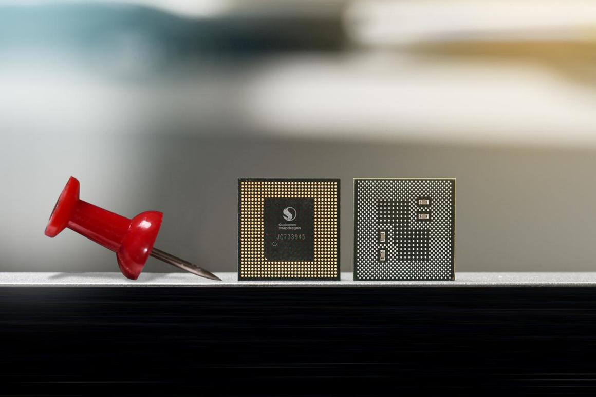 Qualcomm's premium chip for 2018 is here