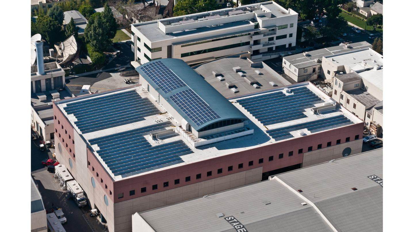 Solar Power, Inc. has completed installation of a 160 kW solar array at Twentieth Century Fox studios