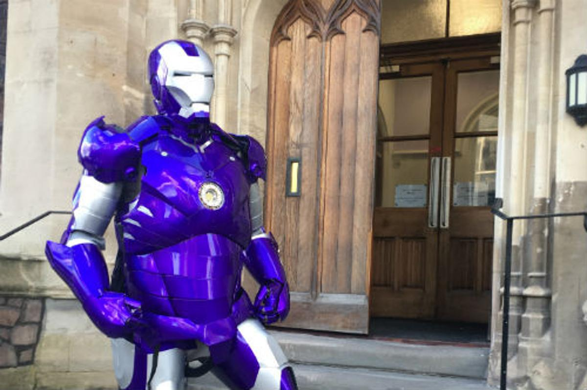 Future nuclear worker suits could take their inspiration from Iron Man