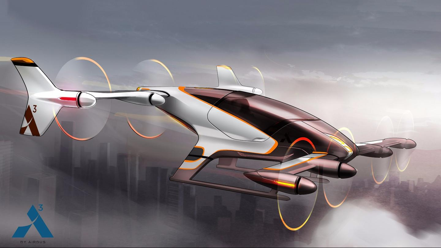 Much conjecture in Paris had it that the autonomous electric VTOL single seat Vahana had been crafted specifically for the needs of the Uber urban air taxi service which Airbus A3 is known to have been working with. It is also envisaged that Vahana will be used for cargo delivery.