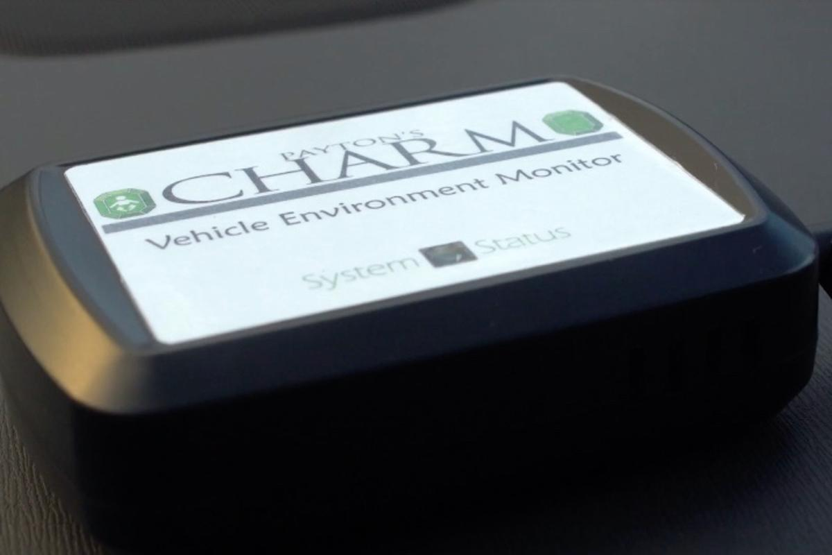VI Enterprises has taken to Kickstarter in order to raise production funds for Payton's Charm