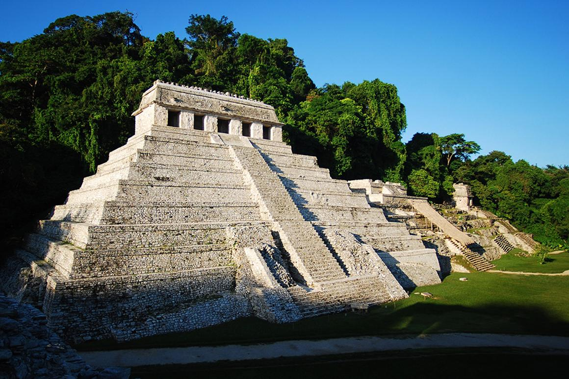 This canal network likely predated the pyramid itself, the researchers believe