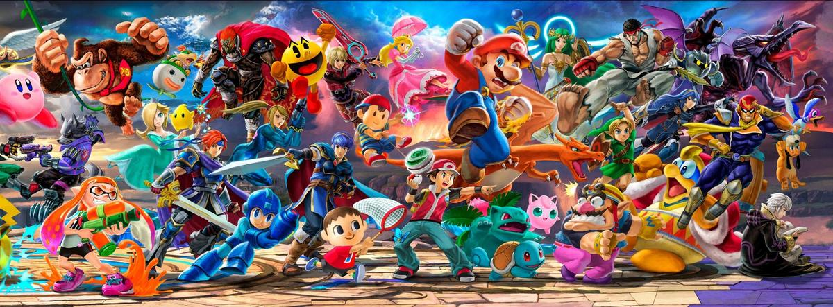 New Atlas rounds up our most anticipated games of the second half of 2018, includingSuper Smash Bros. Ultimate