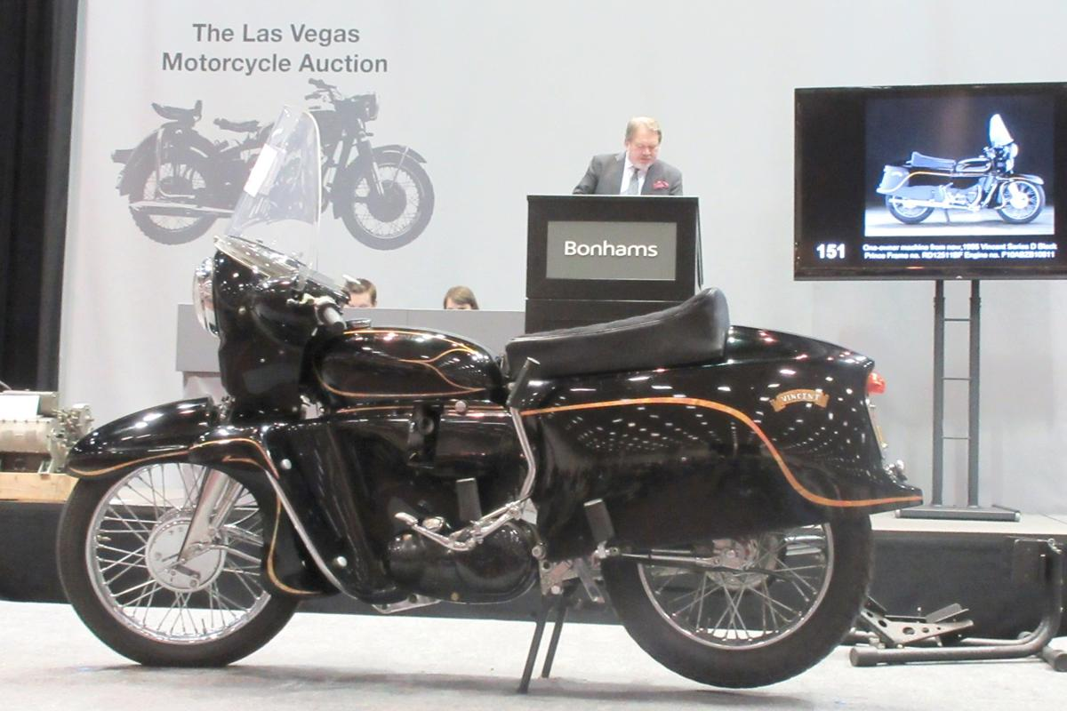 Las Vegas Motorcycle Auctions