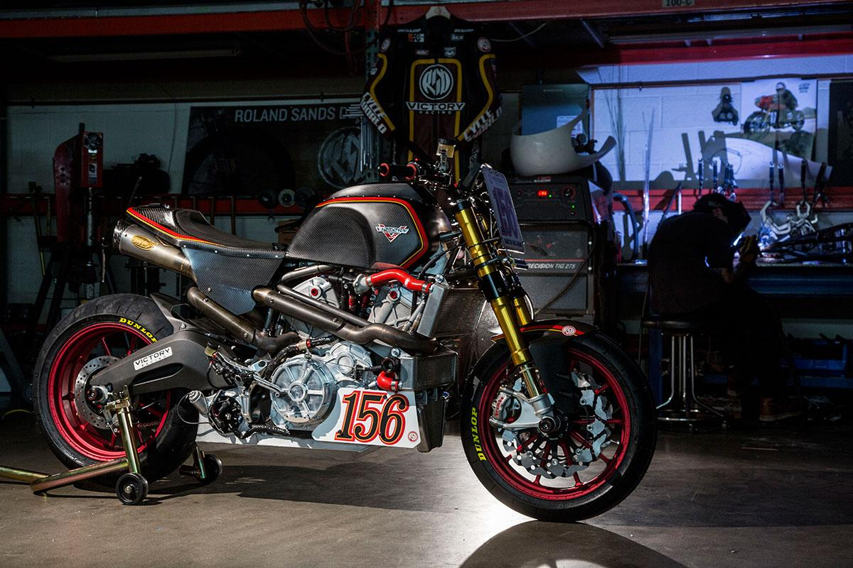 Victory Motorcycles' Project 156 plans to conquer Pikes Peak
