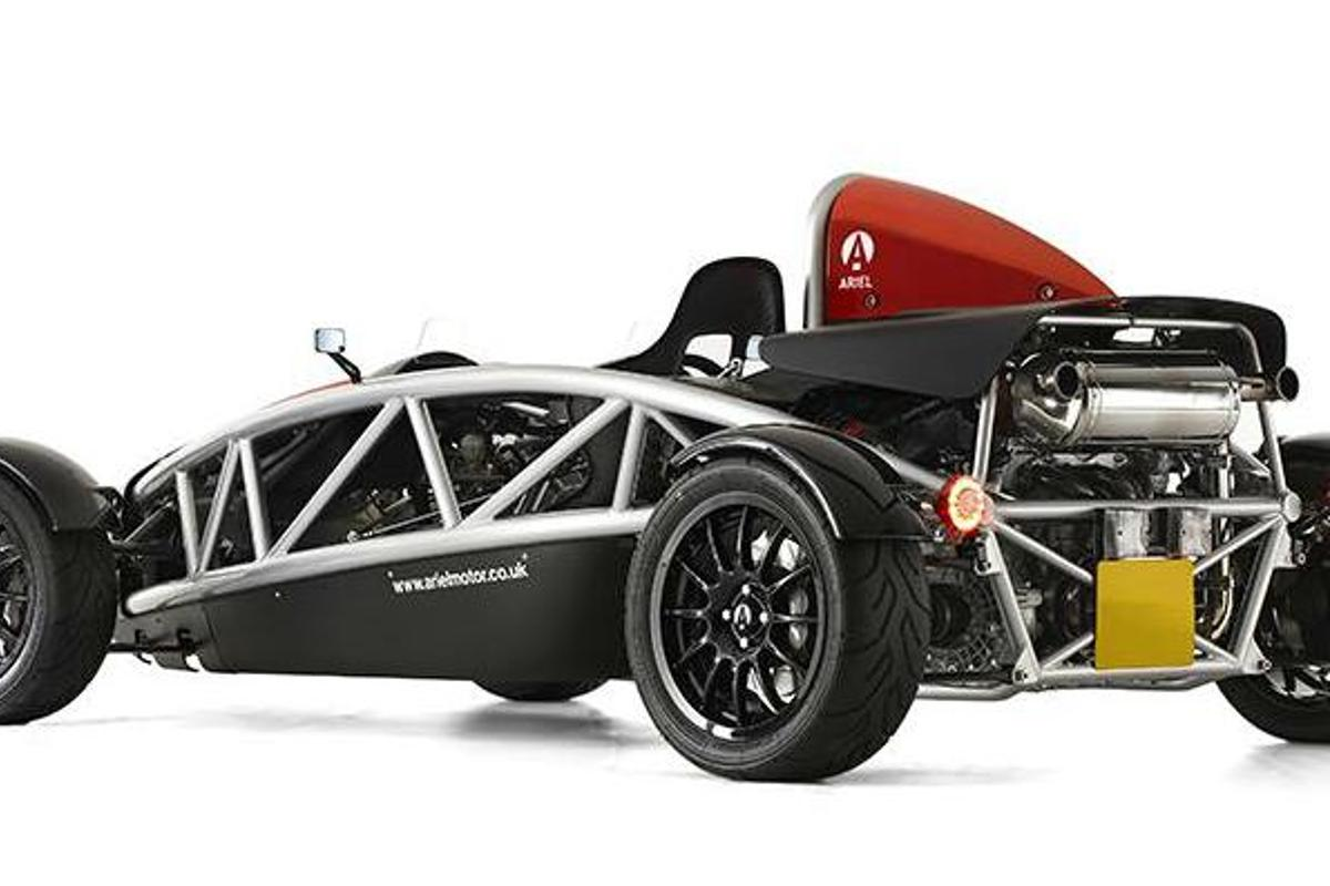 Go kart? Race car? Ariel Atom