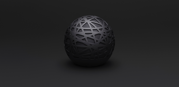 Built into the sphere are sensors to monitor ambient light, temperature, humidity, particles in the air, and a microphone