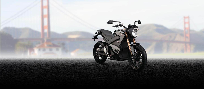 "The 2013 Zero S ""Streetfighter"" from Zero Motorcycles"