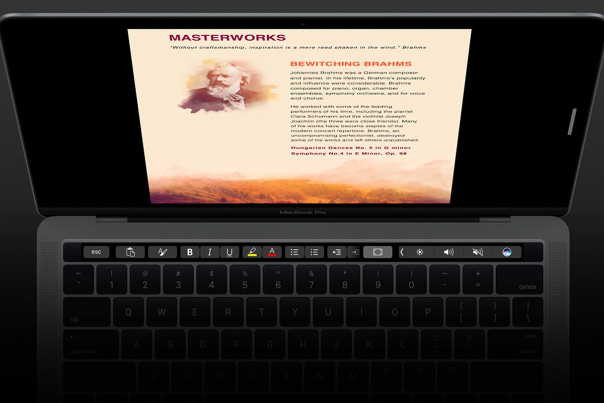 Microsoft Office adds support for the MacBook Pro's Touch Bar