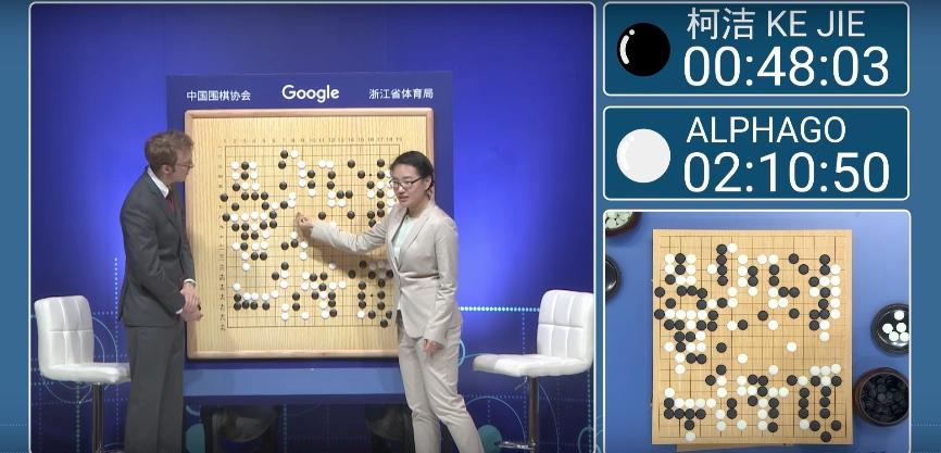 DeepMind says its AlphaGo system is designed to help Go players learn new strategies