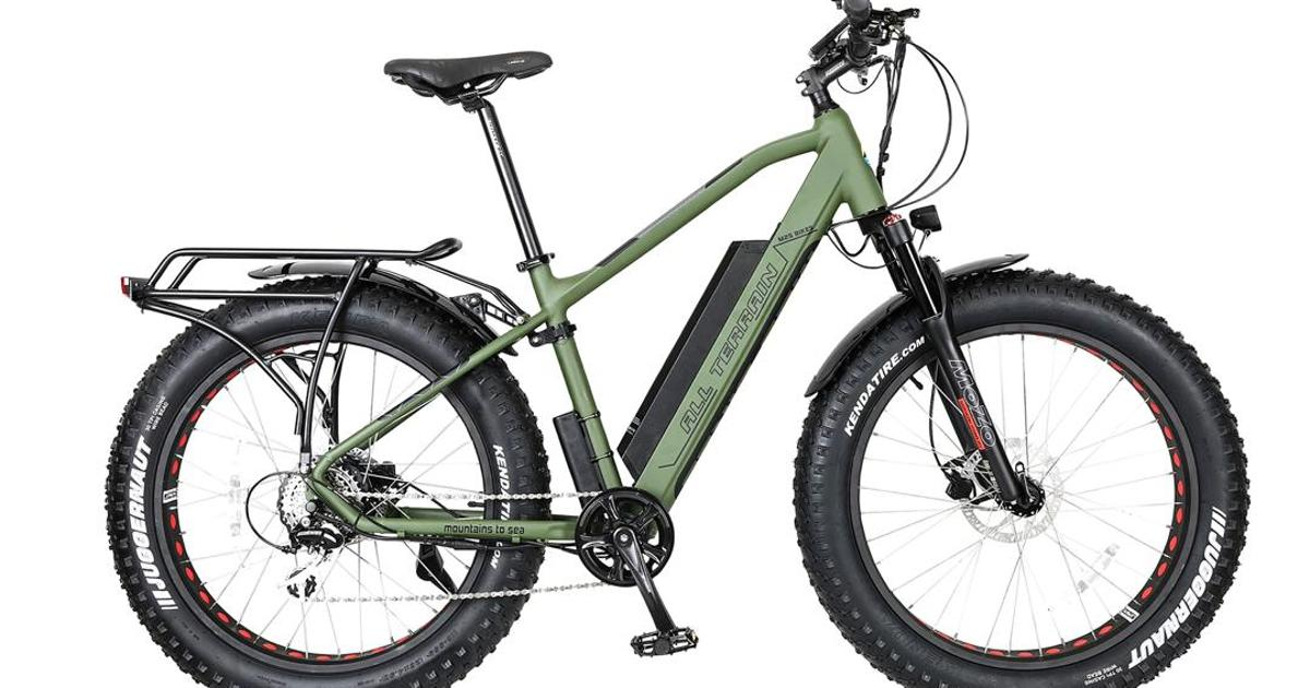 M2S launches its second-gen R750 All Terrain e-bike from $1,299