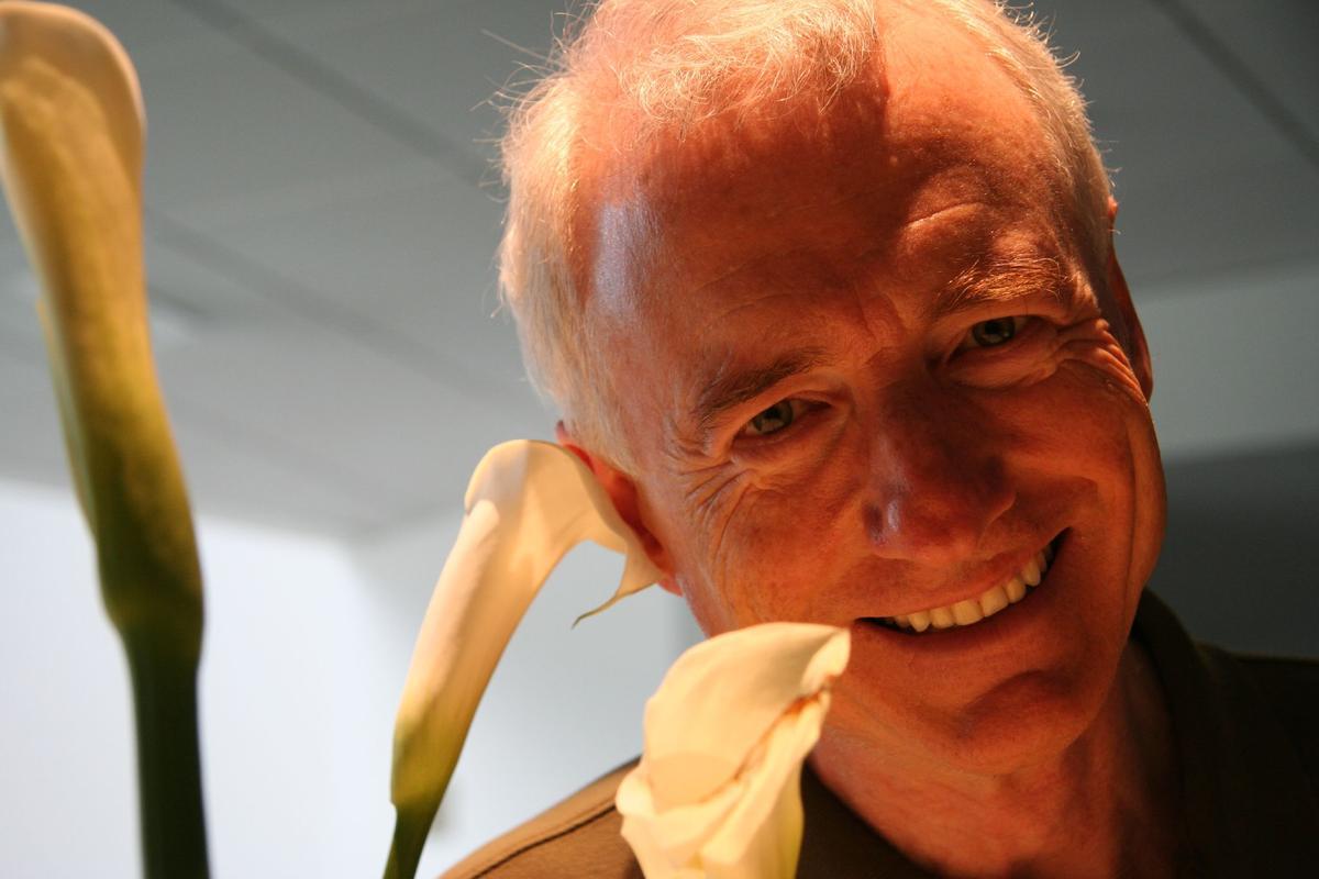 Ларри Теслер сфотографирован в 2007 году