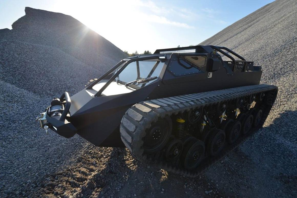 Ripsaw Ev2 For Sale >> Howe And Howe Unveils Ripsaw Ev 2 Luxury Tank