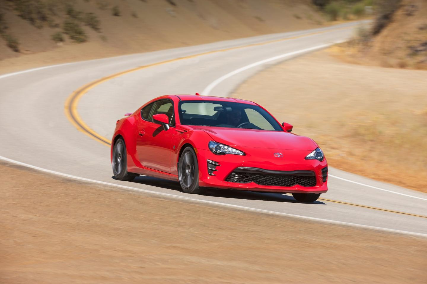 The 2017 Toyota 86 is both a good everyday driver with a fun demeanor as well as a good first-timer's sports coupe