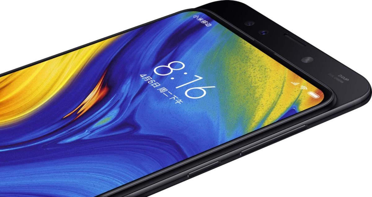 Xiaomi has announced the Mi Mix 3 phone, which has a slide-out compartment for the front-facing camera