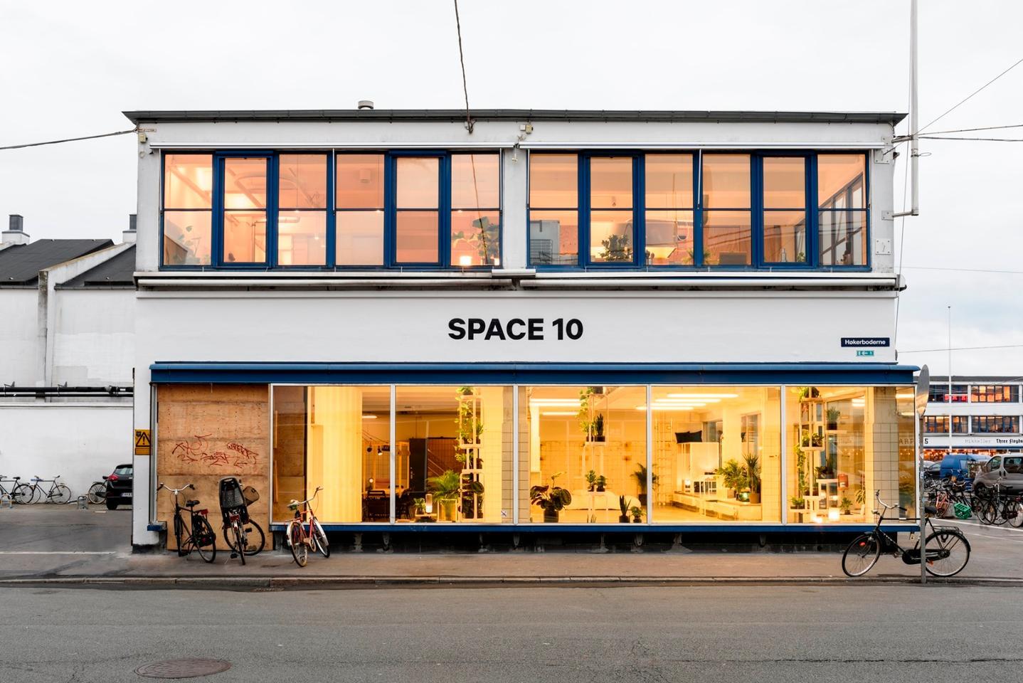 Space10 serves as an external innovation hub for Ikea