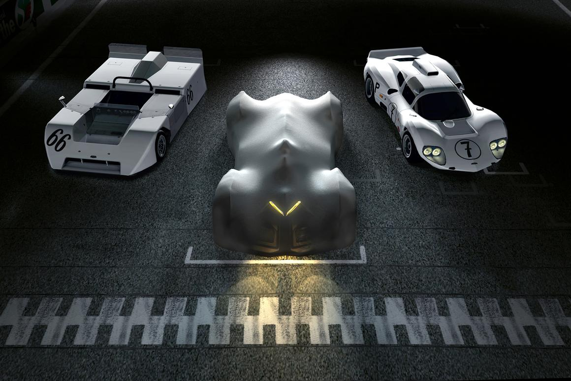 Chevy's new 2X VGT revives the spirit of innovation set by Chaparral in the 60s and 70s