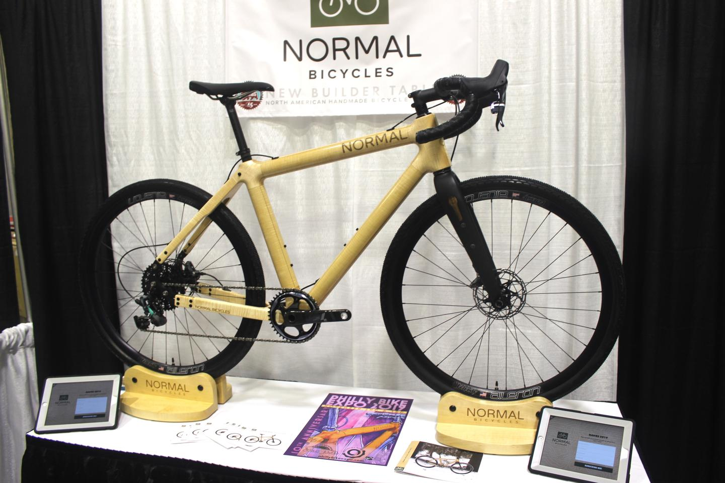 Normal Bicycles' custom gravel bike is worth about $6,000