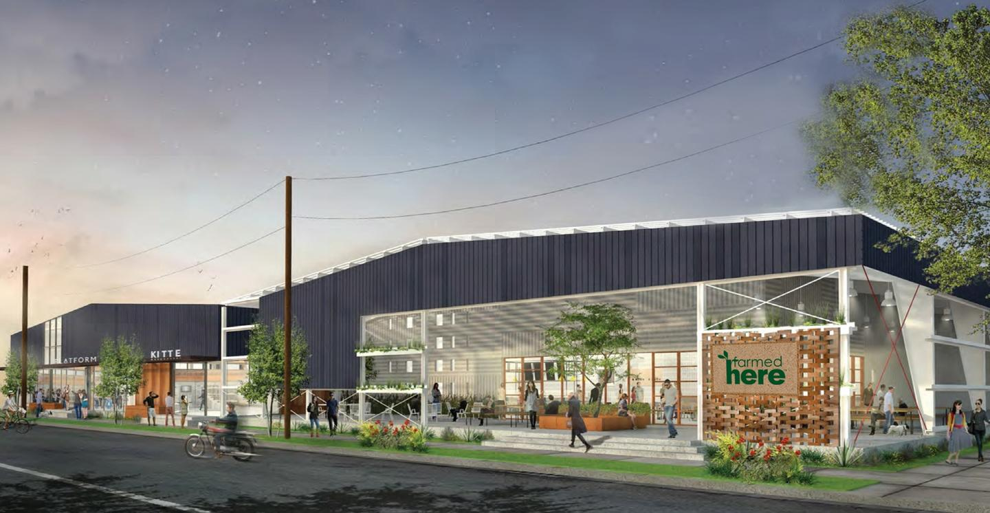 Construction of the West Louisville FoodPort is expected to begin in August