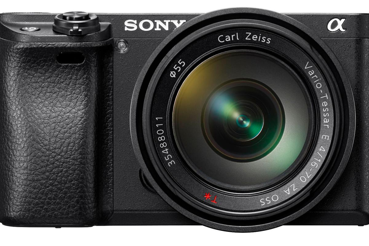 The Sony A6300 (or α6300) is a fast and powerful mirrorless camera