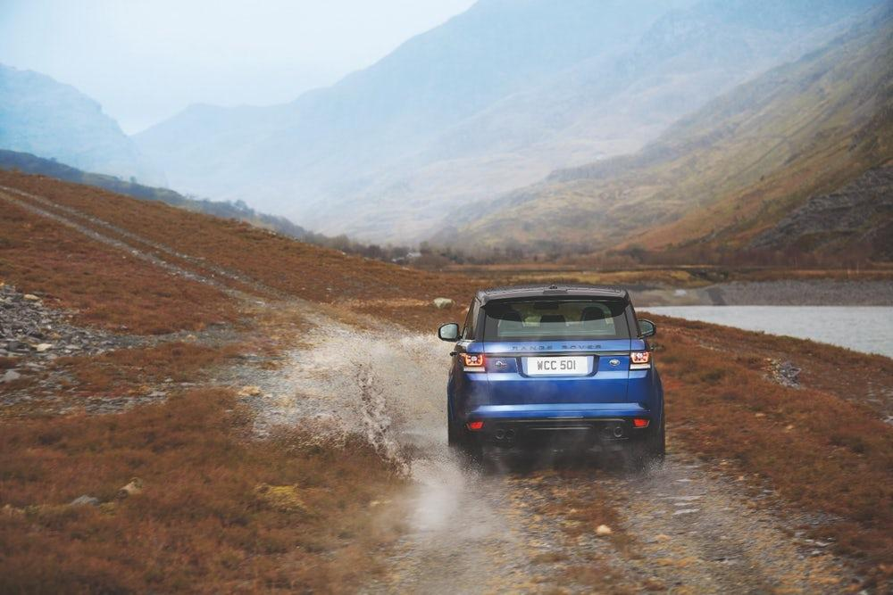 The SVR does come at a cost compared to other Sport models