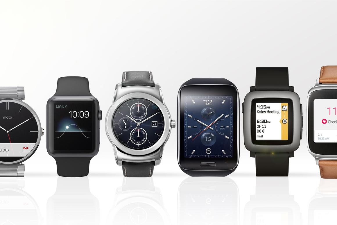 Gizmag compares the best smartwatches you can buy today