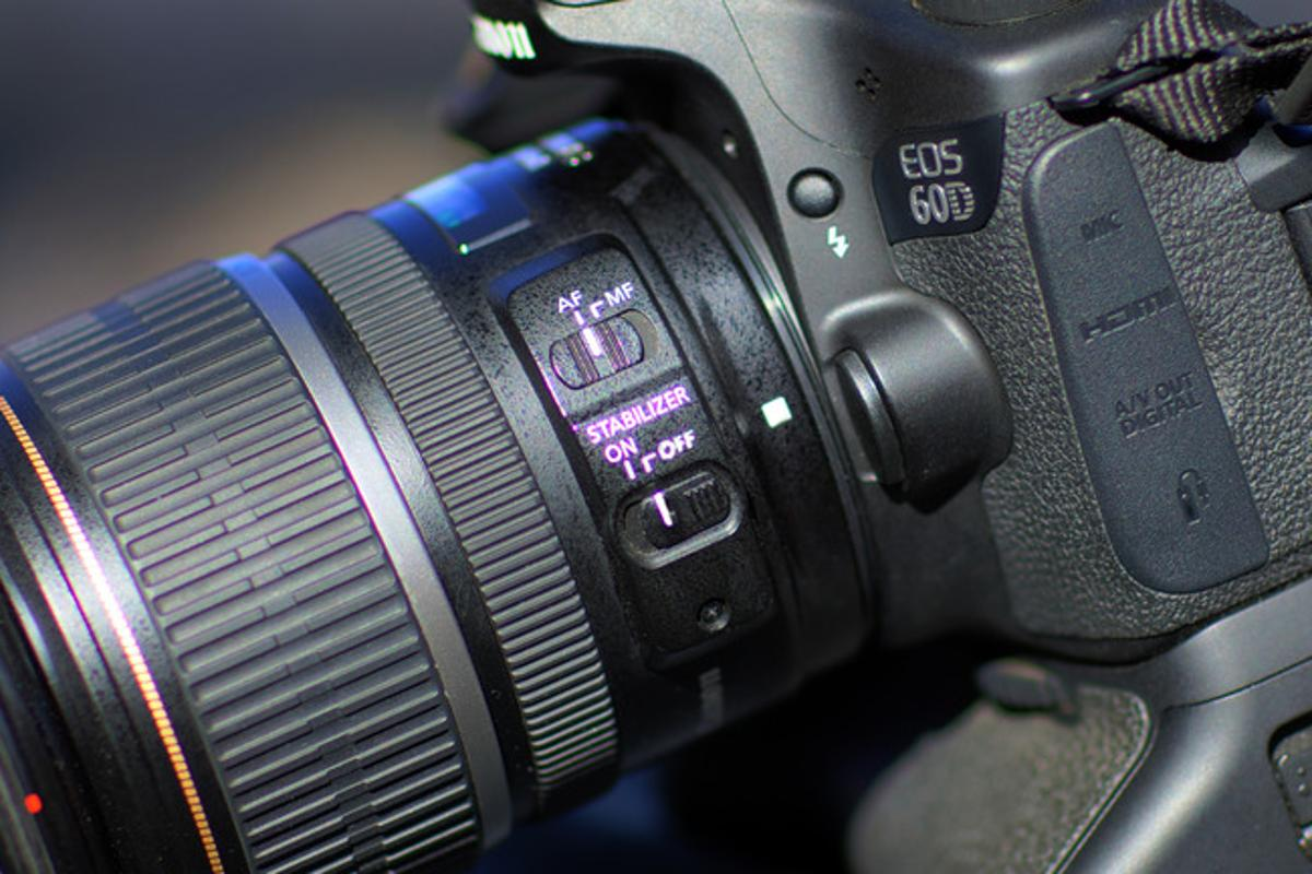 The Dust Donut is essentially a rubber gasket which attaches between a lens and camera