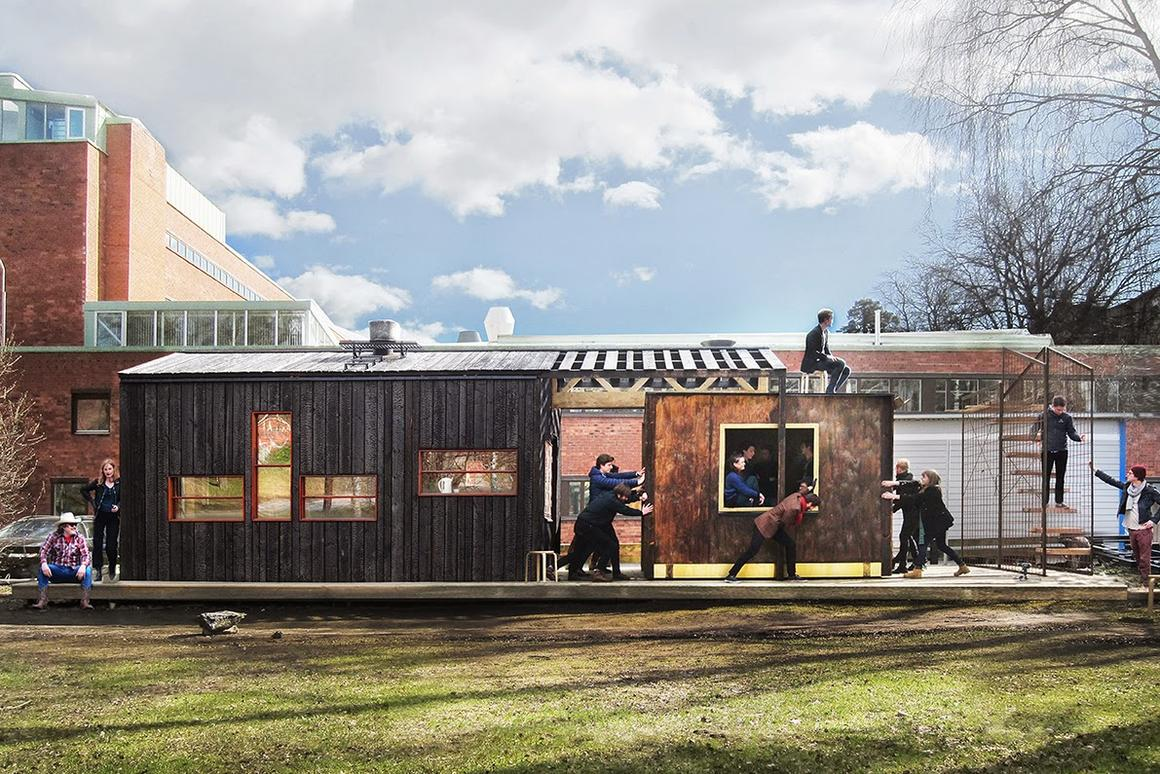 The recently-completed Friggatto, by Stockholm-based Full Scale Studio (Photo: Full Scale Studio)