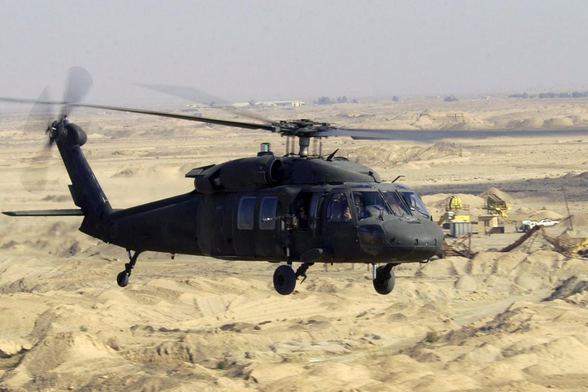 Sikorsky will repurpose 10 ex-USmilitary Black Hawk helicopters for firefighting and emergency relied duties in Australia